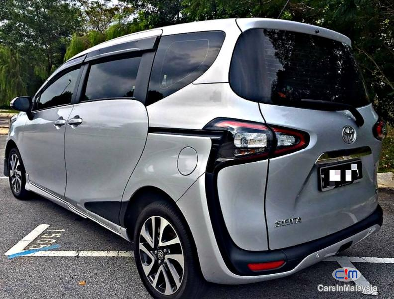 Picture of Toyota Sienta 1.5-LITER ECONOMY FAMILY MPV Automatic 2018 in Selangor