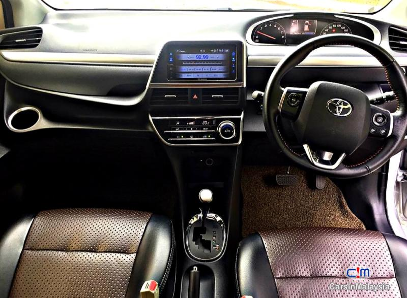 Picture of Toyota Sienta 1.5-LITER ECONOMY FAMILY MPV Automatic 2018 in Malaysia