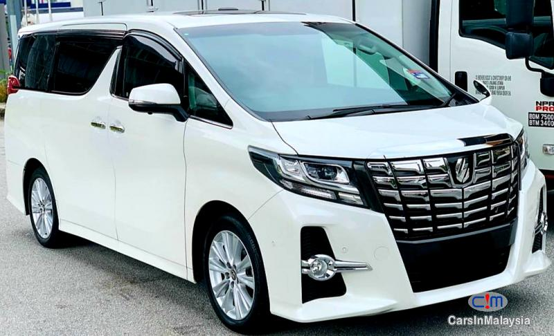 Picture of Toyota Vellfire 2.5-LITER LUXURY FAMILY MPV Automatic 2017