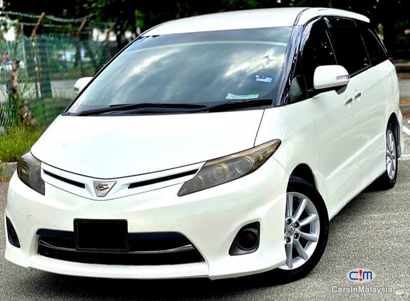 Picture of Toyota Estima 2.4-LITER 7 SEATER FAMILY MPV Automatic 2012