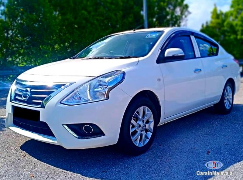 Picture of Nissan Almera 1.5-LITER FUEL EFFICIENCY SALOON Automatic 2017