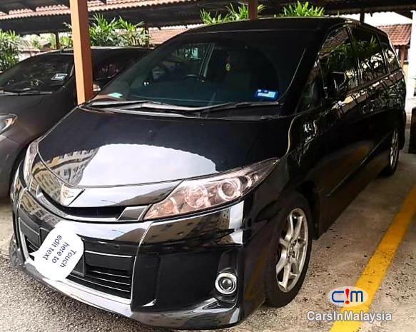 Picture of Toyota Estima 2.4-LITER LUXURY AUTO FAMILY MPV Automatic 2012