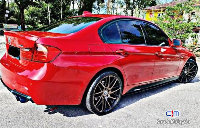 Picture of BMW 3 Series 2.0-LITER LUXURY SEDAN Automatic 2015