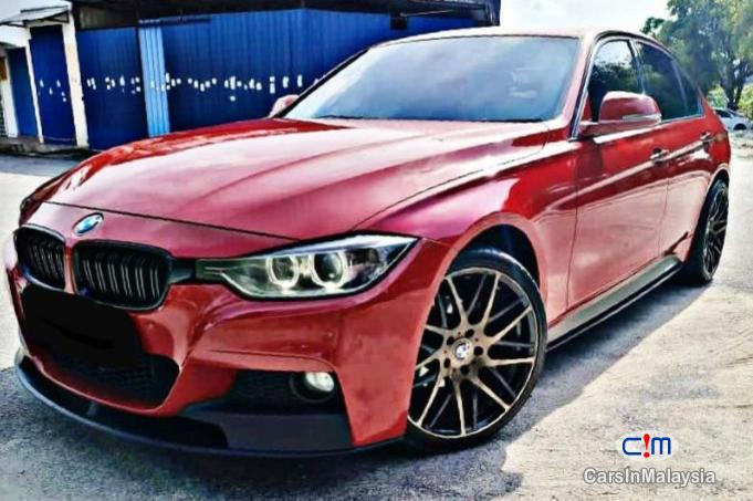 BMW 3 Series 2.0-LITER LUXURY SEDAN Automatic 2015