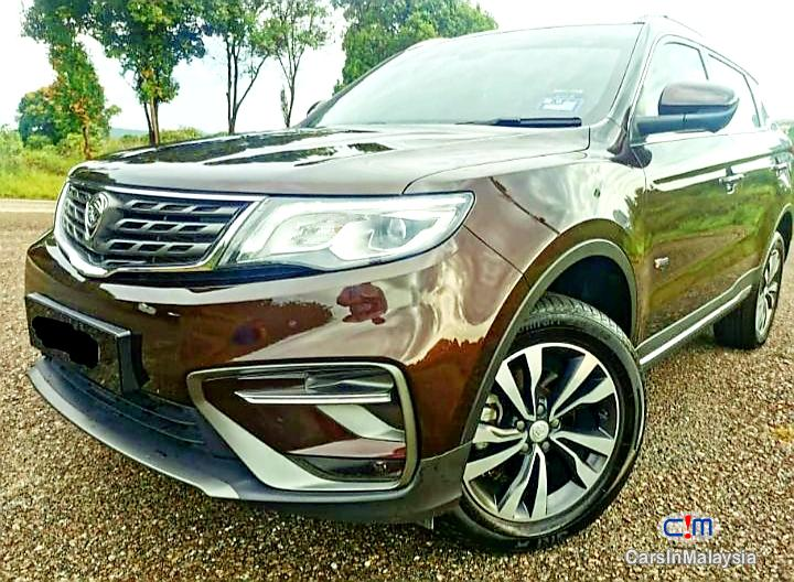 Picture of Proton X70 1800 Automatic 2019