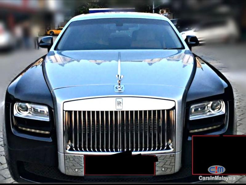 Picture of Rolls Royce Ghost 6.6-LITER V12 TWIN TURBO VIP LUXURY SEDAN Automatic 2013