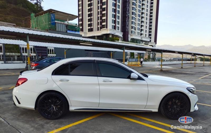Mercedes Benz C180 1.6-LITER TURBO LUXURY SEDAN Automatic 2020 in Kuala Lumpur