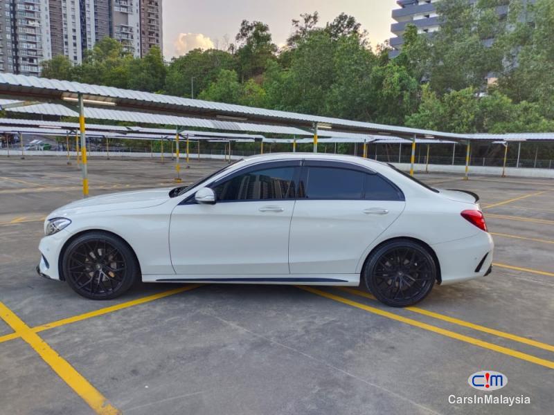 Mercedes Benz C180 1.6-LITER TURBO LUXURY SEDAN Automatic 2020 in Malaysia