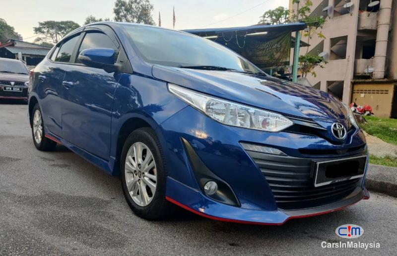 Toyota Vios 1.5-LITER ECONOMY SEDAN NEW MODEL FACELIFT Automatic 2019 in Malaysia