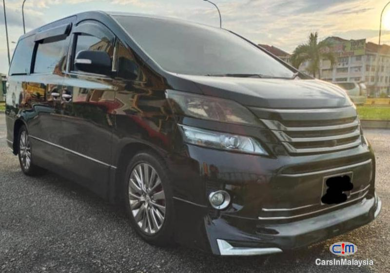 Picture of Toyota Vellfire 3.5-LITER PILOT SEATS FAMILY LUXURY MPV FULL SPEC Automatic 2014 in Selangor