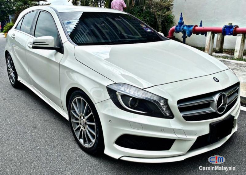 Picture of Mercedes Benz A180 1.6-LITER TURBO LUXURY HATCHBACK Automatic 2013