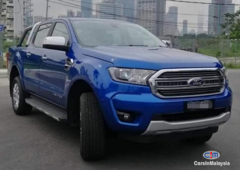 Picture of Ford Ranger 2.0-LITER 4WD 4X4 DIESEL TURBO 10 SPEED Automatic 2020