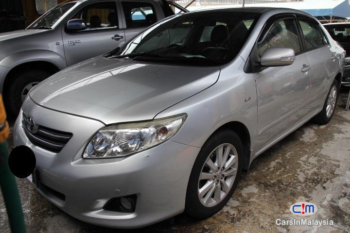 Toyota Corolla Altis Manual 2011