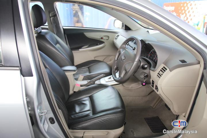 Picture of Toyota Corolla Altis Manual 2011 in Malaysia