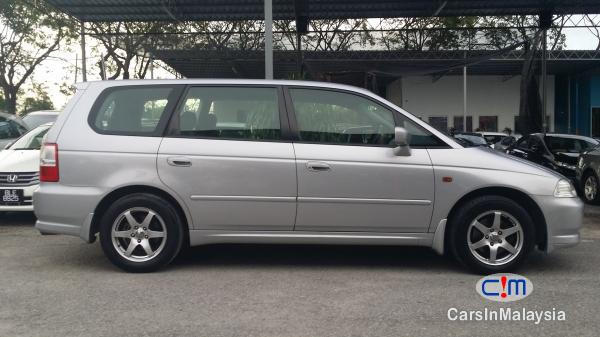 Picture of Honda Odyssey Automatic 2002