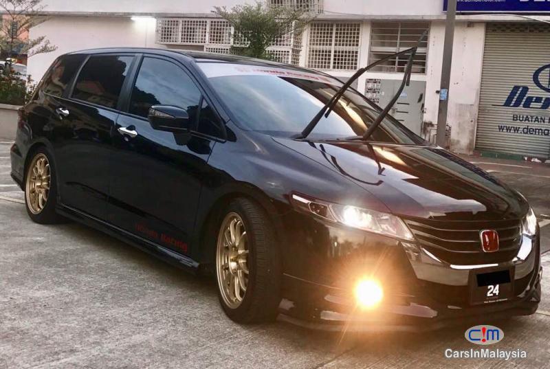 Honda Odyssey Automatic 2014