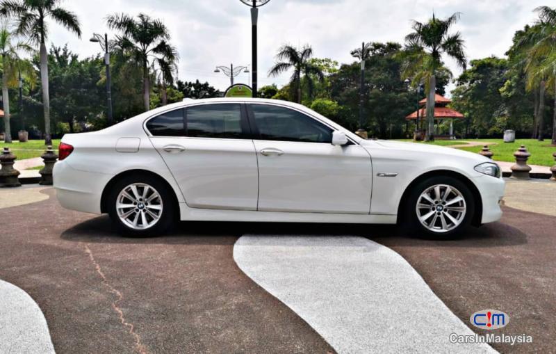 BMW 5 Series Automatic 2016 in Kuala Lumpur