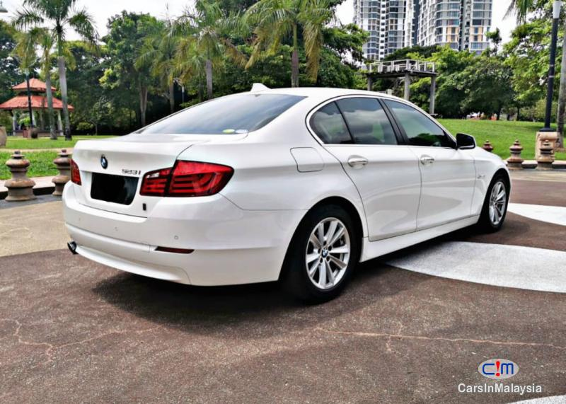BMW 5 Series Automatic 2016 in Malaysia