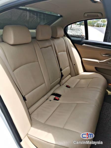 BMW 5 Series Automatic 2016 in Kuala Lumpur - image