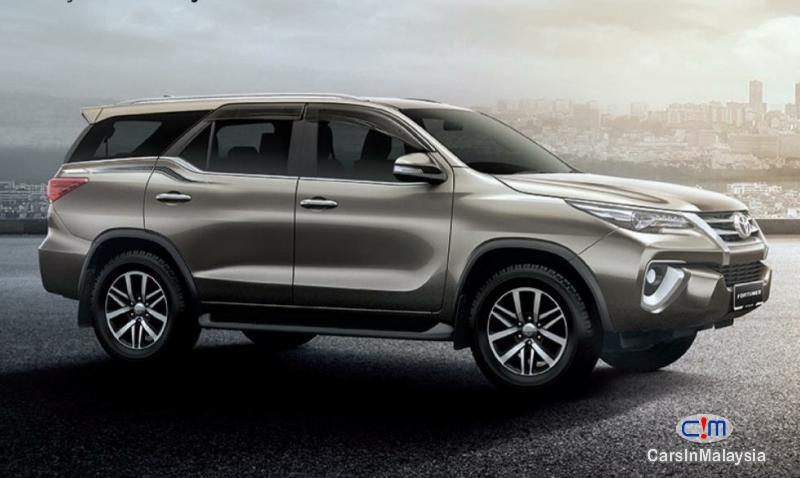 Picture of Toyota Fortuner 2.7 SRZ Automatic 2017