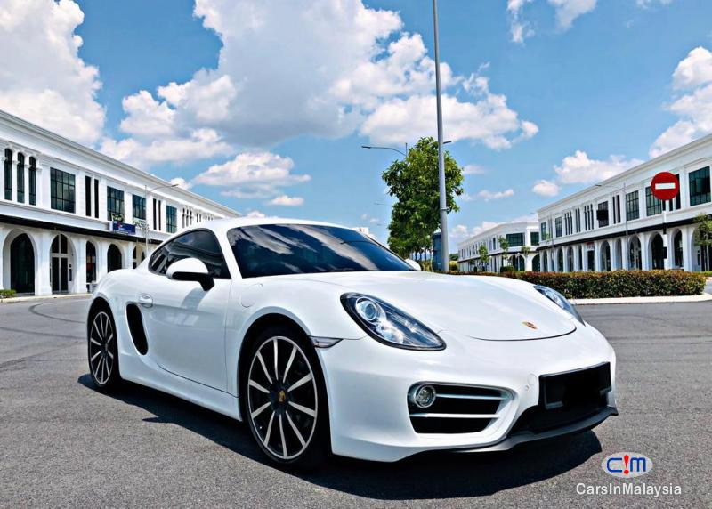 Porsche Cayman 2.7-LITER SUPER SPORT CAR Automatic 2018