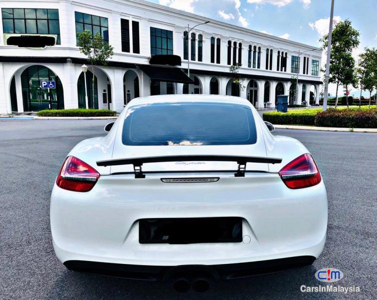 Picture of Porsche Cayman 2.7-LITER SUPER SPORT CAR Automatic 2018 in Kuala Lumpur