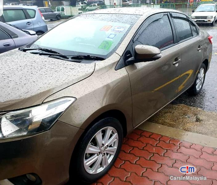 Toyota Vios 1.5-LITER ECONOMY SEDAN Automatic 2014