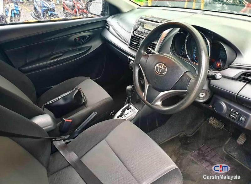 Toyota Vios 1.5-LITER ECONOMY SEDAN Automatic 2014 in Malaysia