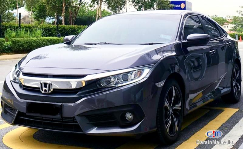 Pictures of Honda Civic 1.5-LITER TURBO SEDAN SPORTBACK Automatic 2018