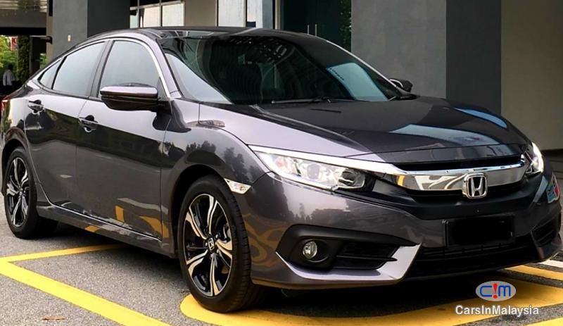 Honda Civic 1.5-LITER TURBO SEDAN SPORTBACK Automatic 2018 in Selangor