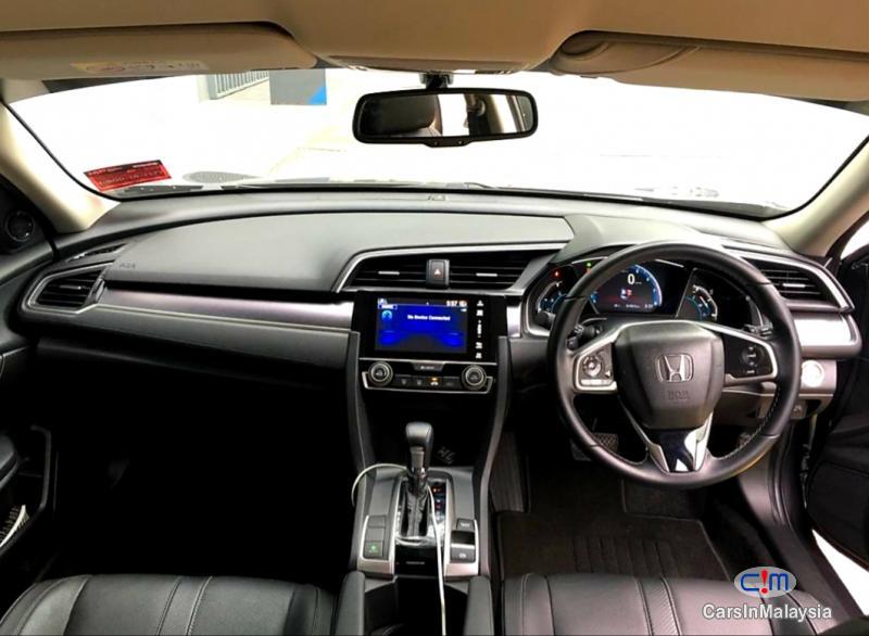 Picture of Honda Civic 1.5-LITER TURBO SEDAN SPORTBACK Automatic 2018 in Malaysia
