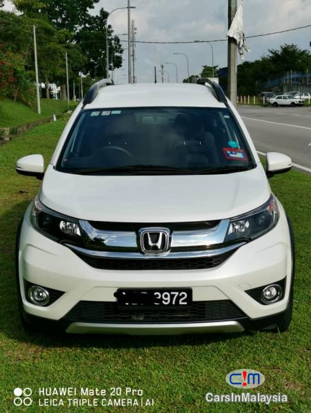 Picture of Honda BR-V 1.5-LITER 7 SEATS ECONOMY FAMILY SUV Automatic 2018