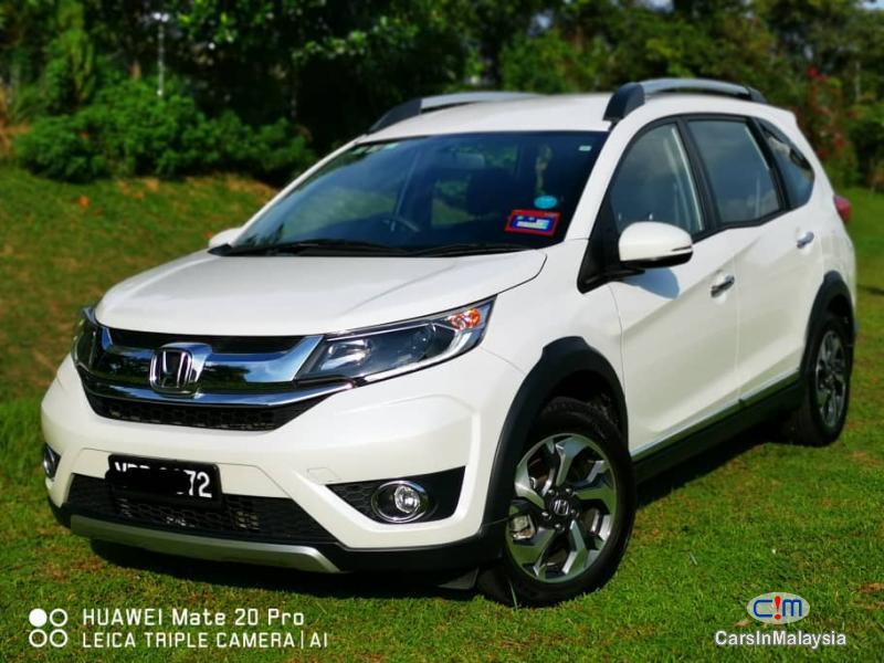 Honda BR-V 1.5-LITER 7 SEATS ECONOMY FAMILY SUV Automatic 2018