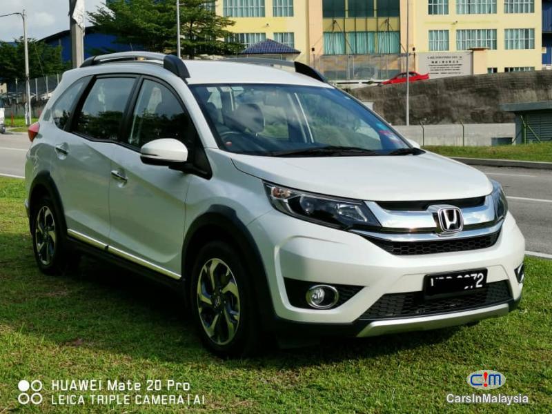 Honda BR-V 1.5-LITER 7 SEATS ECONOMY FAMILY SUV Automatic 2018 in Malaysia