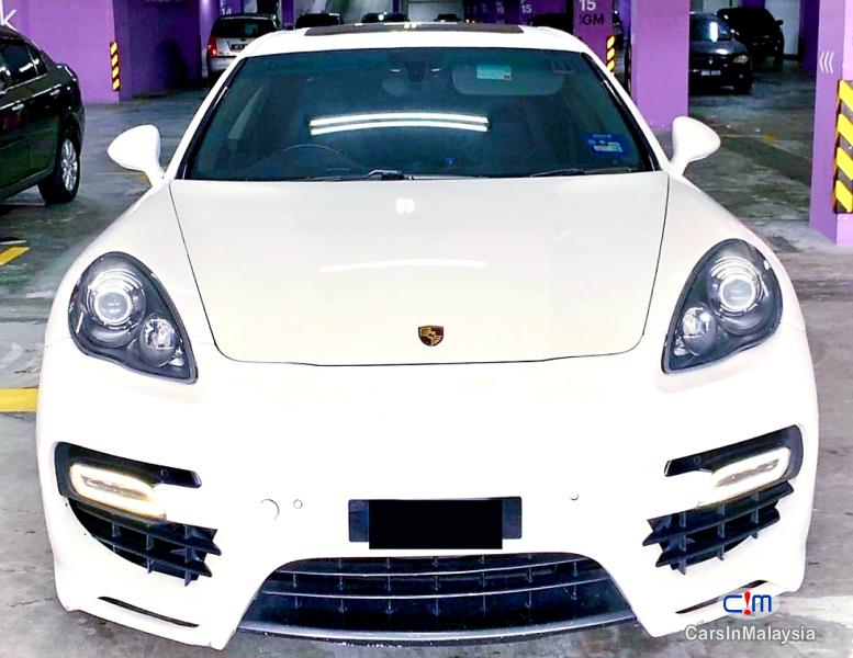 Porsche Panamera 3.5-LITER LUXURY SUPER SPORT CAR Automatic 2014 in Selangor