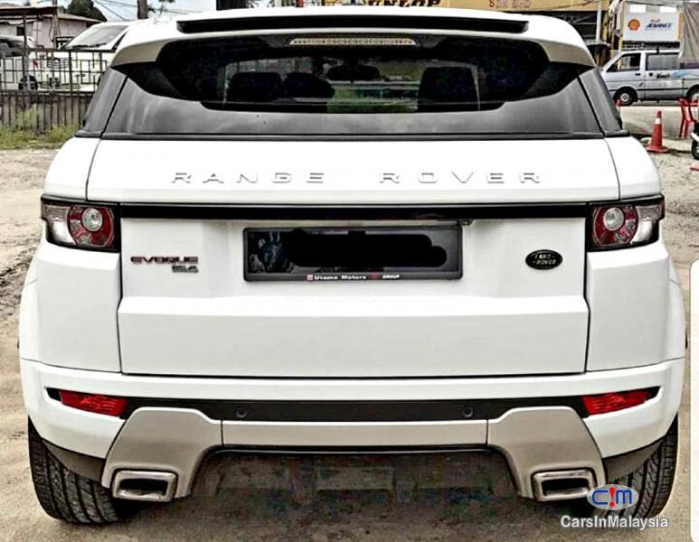 Land Rover Range Rover Evoque 2.0 Petrol Turbo Automatic 2016 in Selangor