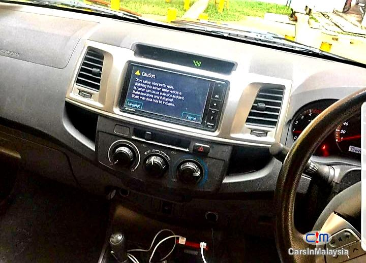 Picture of Toyota Hilux 2.5 4X4 4WD Automatic 2013 in Selangor