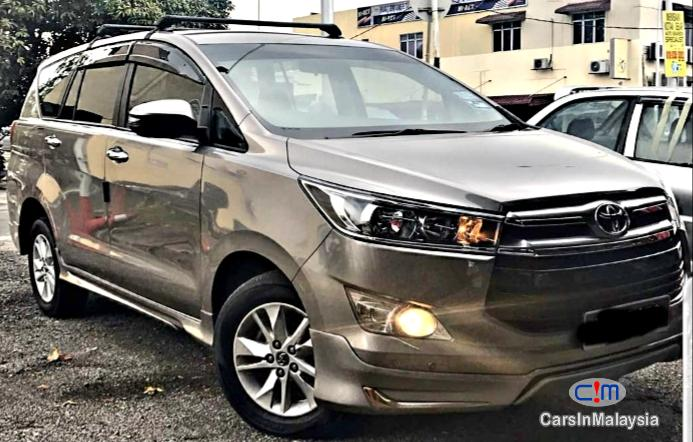 Picture of Toyota Innova 2.0G MPV Automatic 2017