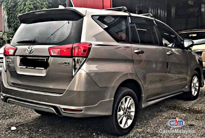 Toyota Innova 2.0G MPV Automatic 2017 in Malaysia