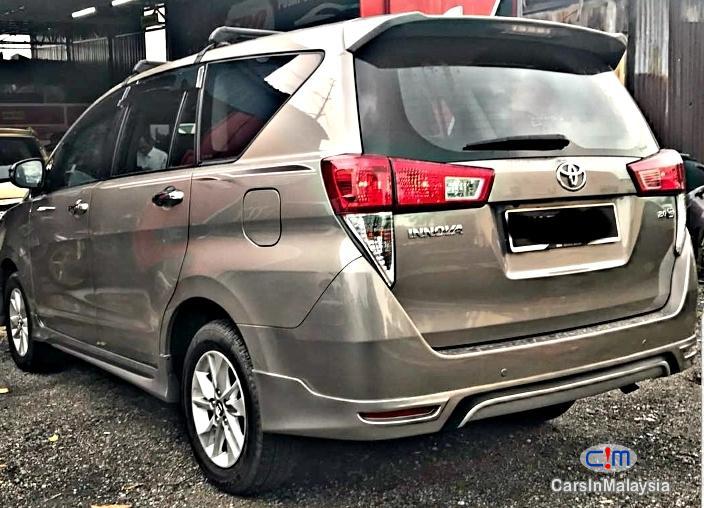 Picture of Toyota Innova 2.0G MPV Automatic 2017 in Selangor