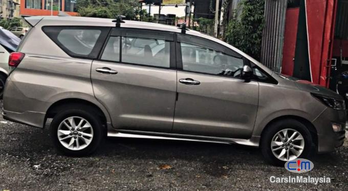 Picture of Toyota Innova 2.0G MPV Automatic 2017 in Malaysia