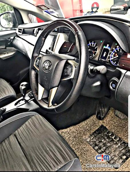 Toyota Innova 2.0G MPV Automatic 2017 in Malaysia - image