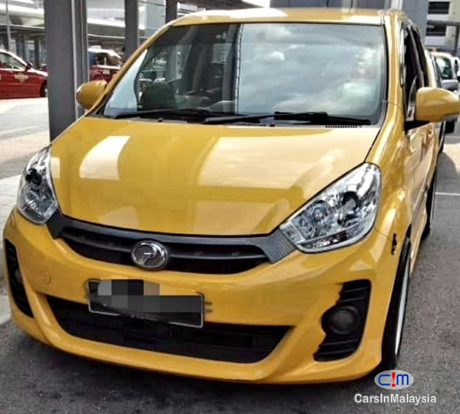 Pictures of Perodua Myvi 1.5 SE Automatic 2013