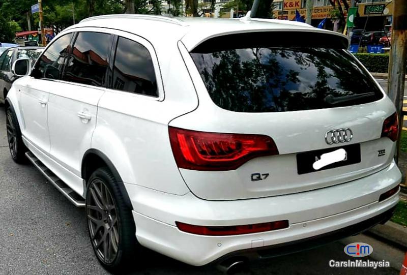Audi Q7 3.0 DIESEL S-LINE QUATTRO Automatic 2012