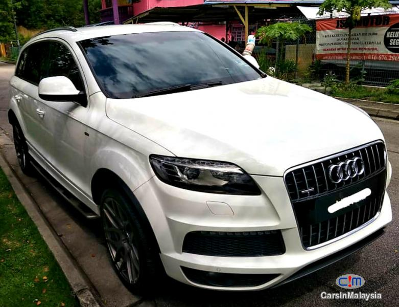 Audi Q7 3.0 DIESEL S-LINE QUATTRO Automatic 2012 in Kuala Lumpur
