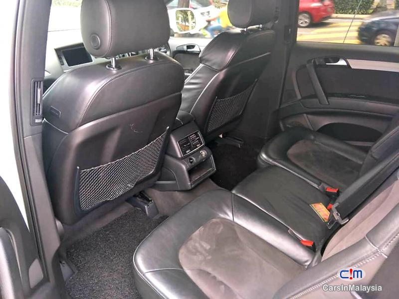 Audi Q7 3.0 DIESEL S-LINE QUATTRO Automatic 2012 in Malaysia - image