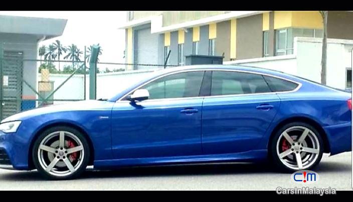 Audi A5 SLINE QUATTRO TURBO Automatic 2013 - image 11