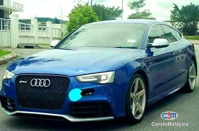 Audi A5 SLINE QUATTRO TURBO Automatic 2013 - image 12