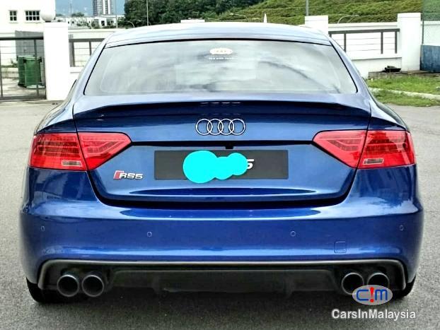 Audi A5 SLINE QUATTRO TURBO Automatic 2013 - image 14