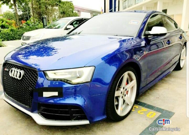 Audi A5 SLINE QUATTRO TURBO Automatic 2013 in Selangor
